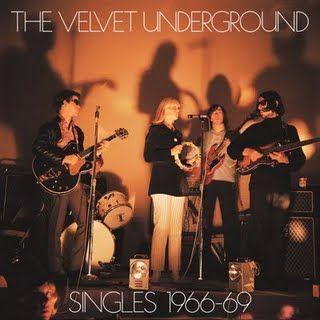 VELVET UNDERGROUND, singles 66-69 cover