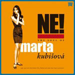 Cover MARTA KUBISOVA, ne! the soul of marta