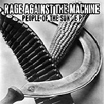 Cover RAGE AGAINST T. MACHINE, people of...
