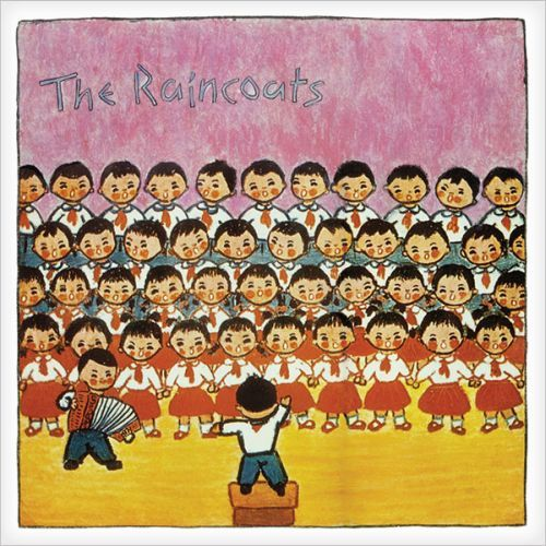 Cover RAINCOATS, s/t