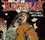 RANTANPLAN, halt´s maul - mach musik cover