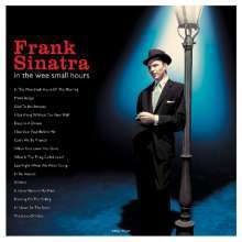 Cover FRANK SINATRA, in the wee small hours