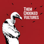THEM CROOKED VULTURES, s/t cover