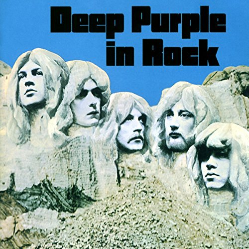 Cover DEEP PURPLE, in rock