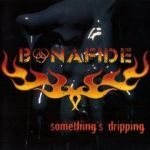 Cover BONAFIDE, something´s dripping