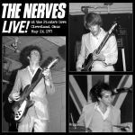NERVES, live at the pirate´s cove cover