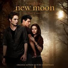 Cover O.S.T., new moon - twilight saga