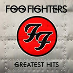 FOO FIGHTERS, greatest hits cover