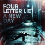 Cover FOUR LETTER LIE, a new day