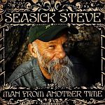 SEASICK STEVE, man from another time cover