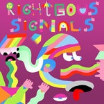 Cover GAY AGAINST YOU, righteous signal/sour dudes
