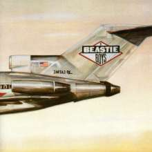 BEASTIE BOYS, licensed to ill cover