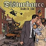 Cover DISTURBANCE, shades of fear