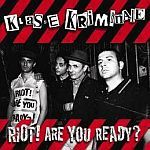 Cover KLASSE KRIMINALE, riot! are you ready?