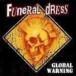 Cover FUNERAL DRESS, global warning