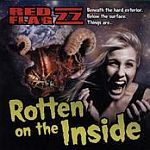 Cover RED FLAG 77, rotten on the inside