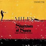 Cover MILES DAVIS, sketches of spain