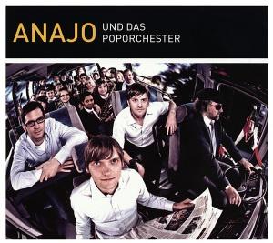 ANAJO & DAS POPORCHESTER, s/t cover
