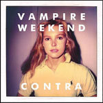 VAMPIRE WEEKEND, contra cover