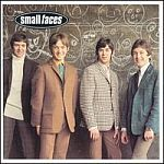 Cover SMALL FACES, from the beginning
