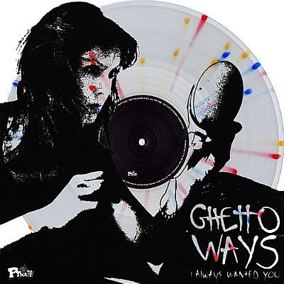 Cover GHETTO WAYS, i always wanted you