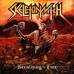 Cover SKELETONWITCH, breathing the fire