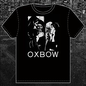 Cover OXBOW, nuns_black