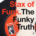 V/A, stax of funk cover