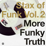 Cover V/A, stax of funk vol. 2