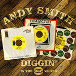 Cover ANDY SMITH, diggin in the bgp vaults
