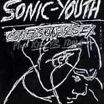Cover SONIC YOUTH, confusion is sex