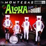 MONTESAS, aloha from alpha-centauri cover