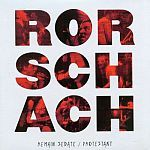 RORSCHACH, remain sedate / protestant cover