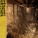 Cover THEE SILVER MT. ZION ORCHESTRA, kollaps tradixionales