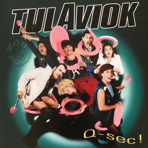 TULAVIOK, q-sec cover
