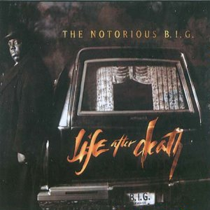 NOTORIOUS B.I.G., life after death cover