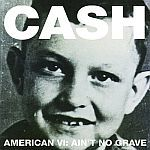 JOHNNY CASH, american recordings VI: ain´t no grave cover