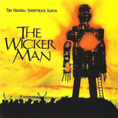 O.S.T., wicker man cover