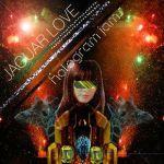 JAGUAR LOVE, hologram jams cover