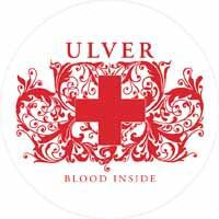 Cover ULVER, blood inside