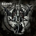 Cover BUZZOVEN, violence from the vault
