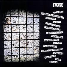 EA 80, licht cover