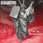 BOXHAMSTERS, thesaurus rex cover