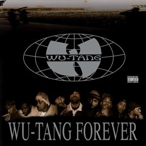Cover WU-TANG CLAN, forever