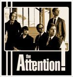 ATTENTION!, s/t cover