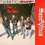 Cover SAINT VITUS, thirsty & miserable ep
