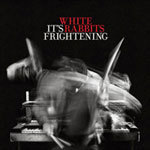Cover WHITE RABBITS, it´s frightening