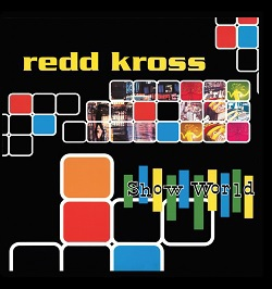 REDD KROSS, show world cover