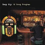 Cover TONY SLY, 12 song program