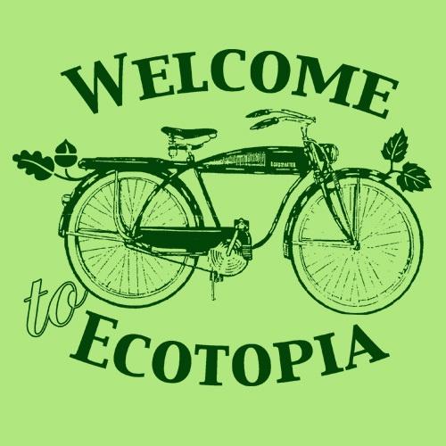 ZUM HEIMATHAFEN, ecotopia (kapu), lime green cover